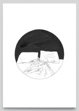 2. Bed, Print Shop