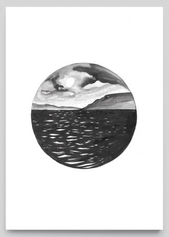 4. Moon, Print Shop