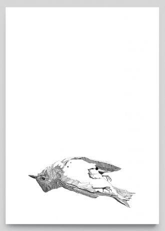 6. Bird, Print Shop